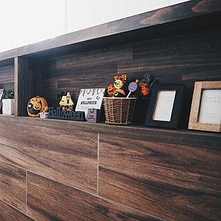 カウンターキッチン/セリア/シンプルな暮らし/キャンドゥ/ハロウィン...などのインテリア実例 - 2019-10-13 20:10:57
