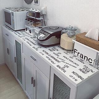 女性32歳の家族暮らし4LDK、IKEA 食器に関するKANAさんの実例写真