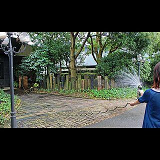 女性、散水ホースに関するDIY_HC_HANDSMANさんの実例写真