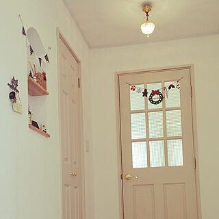 女性家族暮らし3LDK、ウッドデポに関するmarimariさんの実例写真