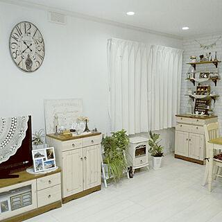 女性家族暮らし、テレビ パソコンに関するmaiyukapiさんの実例写真