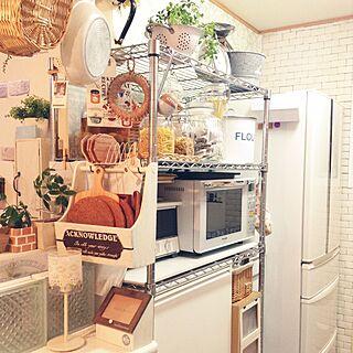 キッチンカウンターDIYの人気の写真(RoomNo.2349751)