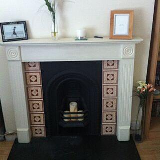 女性24歳の、Fireplaceに関するLaurenさんの実例写真