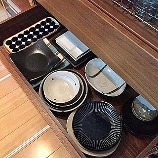 キッチン/やちむん/たち吉/一翠窯/食器棚...などのインテリア実例 - 2019-02-11 08:23:05