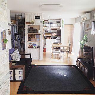 リビング/建売住宅/DIY/おもちゃ収納/カラーボックス...などのインテリア実例 - 2016-10-20 14:53:02