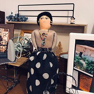 女性50歳の家族暮らし、クラフトに関するtsukiyuzuさんの実例写真