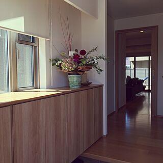玄関/入り口/シンプルモダンのインテリア実例 - 2016-03-27 22:50:27