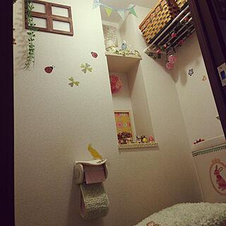 女性家族暮らし4LDK、おしゃれで可愛くに関するharumoeさんの実例写真