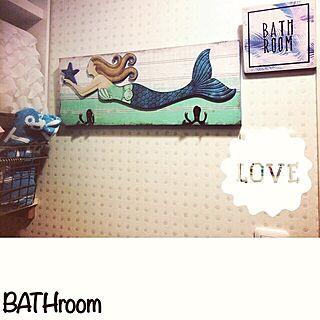 バス/トイレ/Star/wood/beach/Bath&Body Works...などのインテリア実例 - 2015-06-23 09:52:26