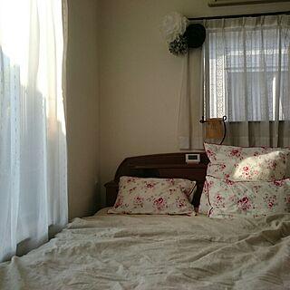 女性47歳の家族暮らし、綿麻に関するMakikoさんの実例写真