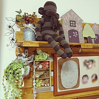 女性33歳の家族暮らし3LDK、モーモー会員に関するW-happyさんの実例写真