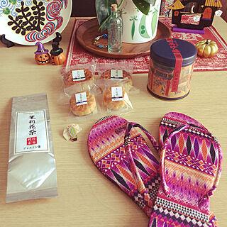 女性40歳の1K、ジャスミン茶に関するtomonon0812さんの実例写真