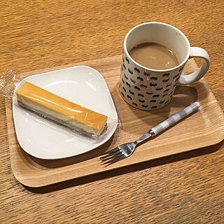 女性41歳の家族暮らし4LDK、デザートに関するutayukaさんの実例写真