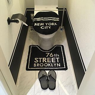 女性33歳の3LDK、2階トイレがメインに関するsyl3manaさんの実例写真