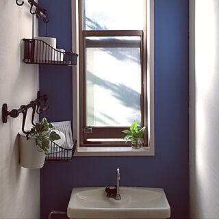 トイレのインテリア/ベジタウォール/かんたんあんしん珪藻土/IKEA/珪藻土...などのインテリア実例 - 2020-12-10 20:31:23
