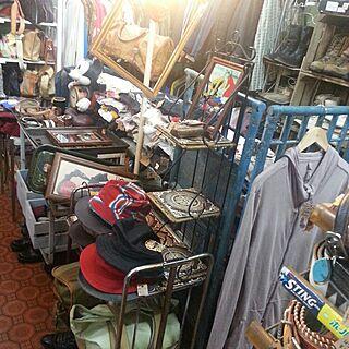 部屋全体/vintage/シャビー/ヴィンテージ/antique...などのインテリア実例 - 2015-02-19 01:17:14