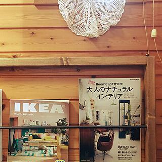 女性家族暮らし、すきなものに囲まれた暮らしに関するwaraihiroさんの実例写真