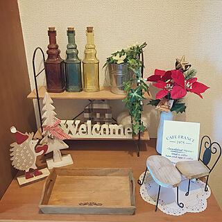 女性家族暮らし2LDK、狭いアパートに関するmami.smyさんの実例写真