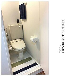 バス/トイレ/1K/学生寮/ワンルーム/女子部屋...などのインテリア実例 - 2016-10-23 21:40:35