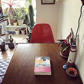 男性一人暮らし1DK、My Desk ツボな本に関するSHINPEIさんの実例写真