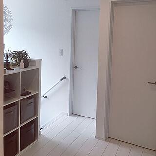 H&M HOME/IKEA/2階の廊下/シンプル/シンプルライフ...などのインテリア実例 - 2017-08-26 13:06:51