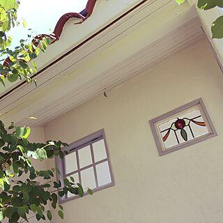 玄関/入り口/小屋DIY /バスストップ/格子窓/ナチュラル...などのインテリア実例 - 2017-06-13 03:58:11