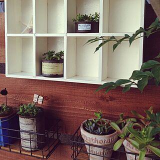 玄関/入り口/しゃれとんしゃあ会/RC湘南LOVE♡/DIY/ガーデンフェンス...などのインテリア実例 - 2014-08-22 09:43:15