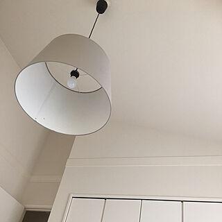 ベッド周り/シンプルモダン/IKEA/こどもと暮らす/ニトリのインテリア実例 - 2017-08-17 16:33:23