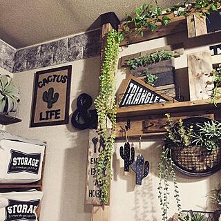 女性48歳の家族暮らし2DK、instagram→keme roomに関するkemeさんの実例写真