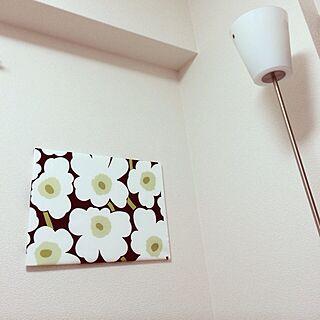壁/天井/照明/賃貸 6畳/賃貸/IKEA...などのインテリア実例 - 2014-02-01 21:58:05