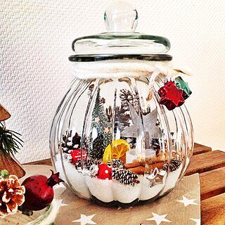 、ガラス瓶が好き♡に関するmyumiponさんの実例写真