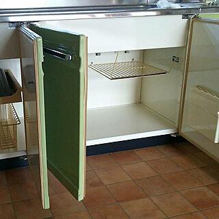 女性30歳の家族暮らし4LDK、システムキッチンに関するmamさんの実例写真