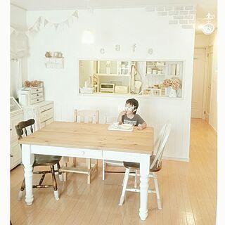 ダイニングテーブル&チェアの人気の写真(RoomNo.2747383)