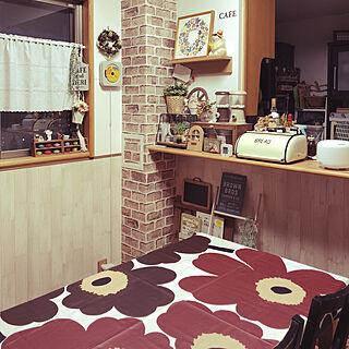 女性家族暮らし3LDK、フェリシモに関するyuuharuさんの実例写真