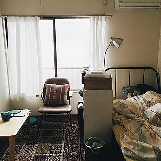 女性一人暮らし1R、ラウンジスタイルに関するmystudioさんの実例写真