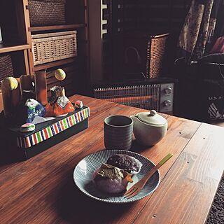 女性家族暮らし、草餅に関するsakuramochiさんの実例写真