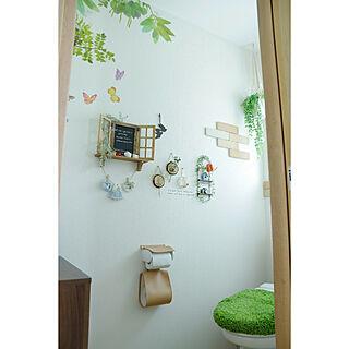女性38歳の家族暮らし2LDK、mayumiちゃんの編み編み♡に関するShooowkoさんの実例写真