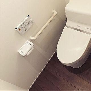 女性家族暮らし、手付かずのトイレに関するMizさんの実例写真
