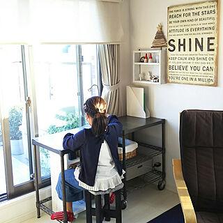 女性家族暮らし3LDK、ジュートキャンバスに関するflannel.さんの実例写真