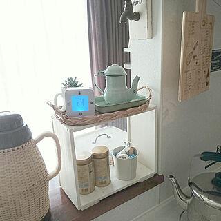 キッチン/暮らしの一コマ/ナチュラル/いいね&フォローありがとうございます☆/IKEA...などのインテリア実例 - 2018-03-16 20:07:03