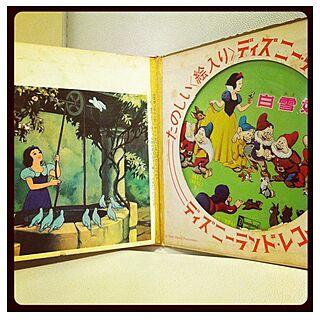 、古いレコードに関するcyokotaroさんの実例写真