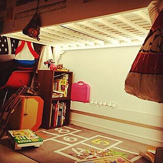 女性家族暮らし、ロフトからに関するYukoさんの実例写真