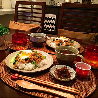 女性家族暮らし3LDK、Oisixに関するhiroさんの実例写真