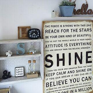 DIY棚の人気の写真(RoomNo.2835416)