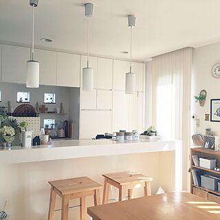 キッチンカウンターの人気の写真(RoomNo.2217749)