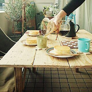 ベッド周り/ベランダ/ブリキ/多肉の寄せ植え/DIY...などのインテリア実例 - 2016-10-16 16:34:18
