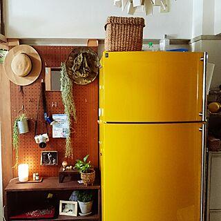 、GE冷蔵庫に関するmikibuさんの実例写真