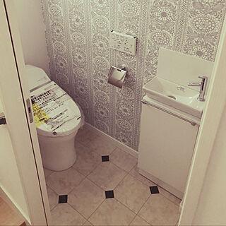 、手洗いに関するmi_yuさんの実例写真