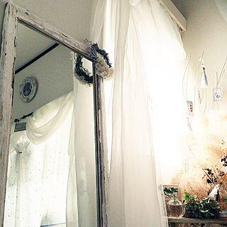 鏡DIYの人気の写真(RoomNo.1174187)
