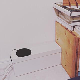 無印良品週間/無印ファイルボックス/ファイルボックス/ファイルボックス収納/配線カバー...などのインテリア実例 - 2019-11-26 00:40:47